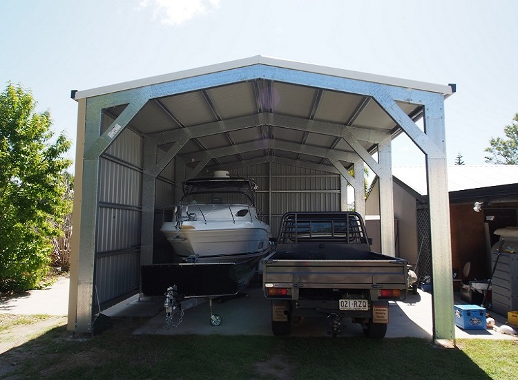 Six Reasons Why You Need a Shed for Your Boat