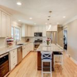Various Finishes Available for Your Kitchen or Bathroom after Remodeling